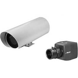 Pelco G2512-0PAV50AS ImagePak EH2512 Color Camera 5-50mm AI Sunshield