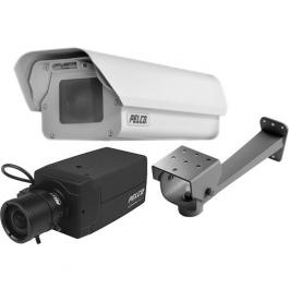 Pelco G3512-2PJV50AK ImagePak WDR Camera 5-50mm AI SunSheild Wall Mt