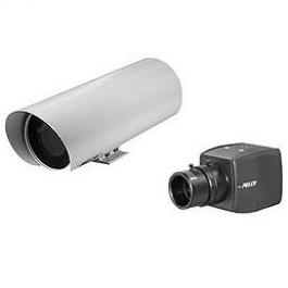 Pelco G35H2-2PAV5AS ImagePak EH3512-2HD Color Camera AI SunSheild