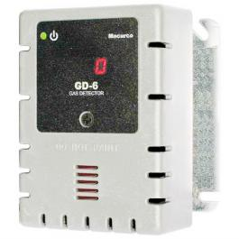 GD-6-W, Macurco Combustible Fixed Gas Detector