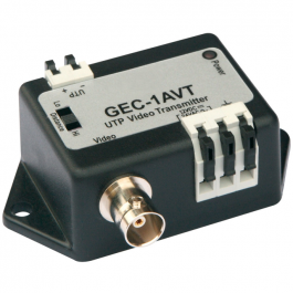 Interlogix GEC-1AVT UTP Active Video Transmitter