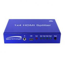 Speco HD4SPL HDMI 1 to 4 Splitter