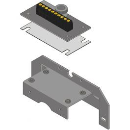HKX6-1, Pelco Housing Accessories