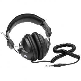 Louroe HP-15-135-B 8 Ohm Stereo Headphones