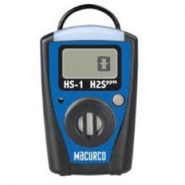 Macurco HS-1-010 Hydrogen Sulfide H2S Single-Gas Monitor - 10 Pack