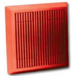 Bosch HS-24-R Two Wire Horn - Red
