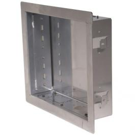 "Peerless IB40-S In-wall Box for up to 40"" Flat Panel Displays - Silver"