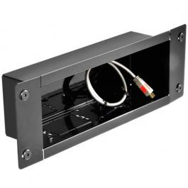 Peerless IBA3 Recessed Cable Management & Power Storage Accessory Box