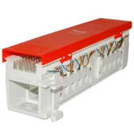 ICC IC06628P8C 66 Wiring Block 12-Jacks - 8P8C