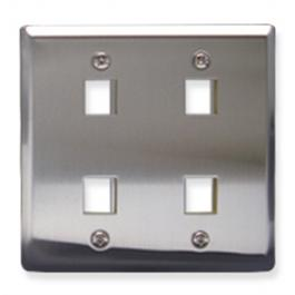 ICC IC107DF4SS Faceplate