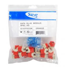 ICC IC107F5COR CAT 5e Jacks