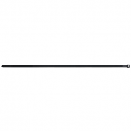 "ICC ICACSM12BK Nylon Cable Tie 12"" - Black"