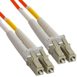 ICC ICFOJ1M710 LC-LC 10M 50/125 m OM2 MM Duplex Fiber Optic Jumper