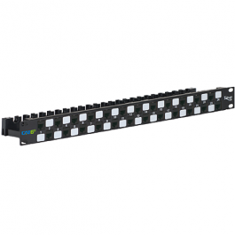 ICC ICMPP246AU 24-Port CAT 6A Patch Panel