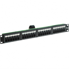 ICC ICMPPTF242 24-Port 6P2C Female Telco Patch Panel