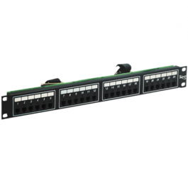 ICC ICMPPTF244 24-Port 6P4C Female Telco Patch Panel