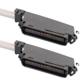 ICC ICPCSTMM05 25-Pair Cable Assembly- Male to Male 90 degree - 5'