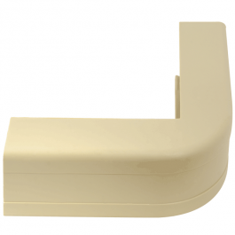 "ICC ICRW33CCIV 1 1/4"" Outside Corner Covers Ivory"