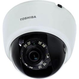 Toshiba IK-WD05A Full HD Wide-Angle IR Mini Network Dome Camera