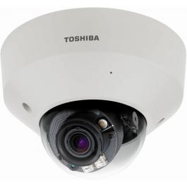 Toshiba IK-WD14A 2MP Full HD True Day/Night Mini-Dome Camera, 3-9mm Lens, PoE