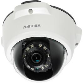 Toshiba IK-WR05A Full HD Outdoor Wide-Angle IR Network Vandal Dome