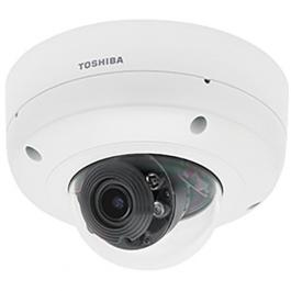 Toshiba IK-WR31A 3Mp Outdoor IR Network Vandal Dome