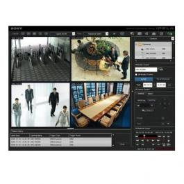 Sony IMZ-NS132U Upgrade License from RealShot Manager IMZ-RS Series to RealShot Manager Advanced IMZ-NS Series, 32 Cameras