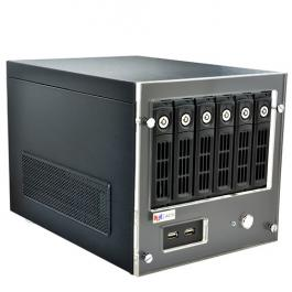 ACTi INR-340 64-Channel 6-Bay RAID Tower Standalone