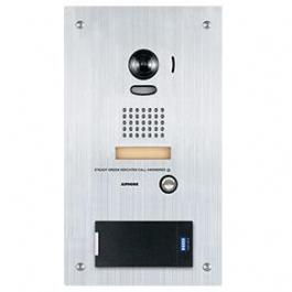 Aiphone IS-DVF-RP10 Stainless Steel Flush Mount Video Door Station