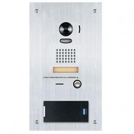 Aiphone IS-IPDVF-RP10 Stainless Steel Flush Mount IP Video Door Station
