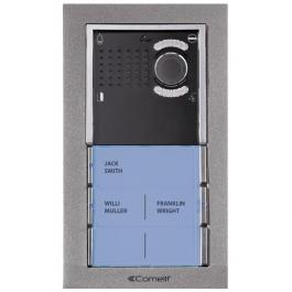 Comelit IV3F EZ-Pack Video Entry Panel Kit (Flush) 3 button