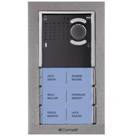 Comelit IV6F EZ-Pack Video Entry Panel Kit (Flush) 6 button