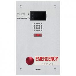 Aiphone IX-SS-RA IP Addressable Audio Emergency Station for IX Series