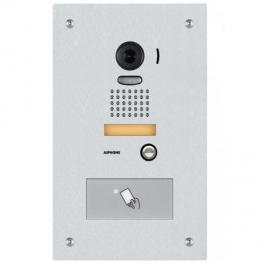Aiphone JP-DVF-HID Stainless Steel Flush Mount Video Door Station