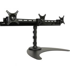 Peerless LCZ-3F419B Triple Monitor Desktop Stand