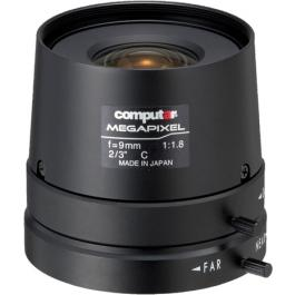 M0918FIC-MP, Computar Monofocal Lenses