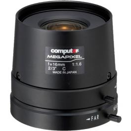 M1616FIC-MP, Computar Monofocal Lenses