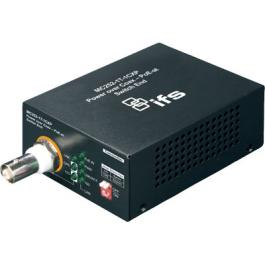 Interlogix MC252-1T-1CXP 1-Port COAX/POE-AF Media Converter