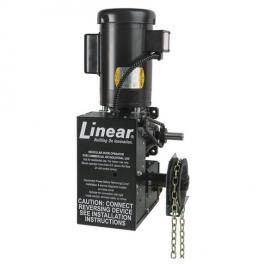 Linear MO10021S 1 HP Extra Heavy-Duty Gearhead Jackshaft