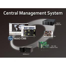 NUUO NCS-CN-LPR Central Management System Connection - LPR 1 license