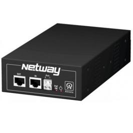 Altronix NETWAY1D Single Port Midspan Injector/Power Supply