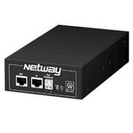 Altronix NETWAY1EV Single Port Midspan Injector for Standard Network