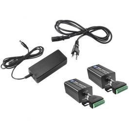 NVT NV-EC1701U-K1 Ethernet/PoE to Twisted-Pair Kit