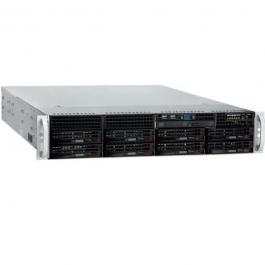 Toshiba NVSPRO8-2U-18T 8HDD 2U NVR with 8 Base Licenses, 18TB