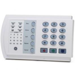 Interlogix NX-116E NetworX 16-Zone LED Keypad