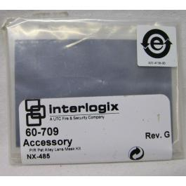 Interlogix NX-485 PIR Pet Alley Lens/Mask Kit