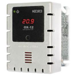 Macurco OX-12-W Oxygen (O2) Fixed Gas Detector