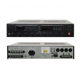 Speco P60FACD 60W PA Amplifier with AM/FM Tuner and CD Player
