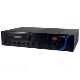 Speco PBM240AT 240W PA Mixer Amplifier with Tuner Module
