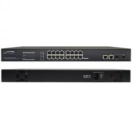 Speco POE16SW18 16 PoE Port 10/100 802.3af/at Switches